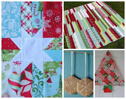The Best Free Quilt Patterns for Christmas: 10 Quilt Blocks ... &