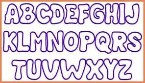 bubble letter fonts bubble letters alphabet font