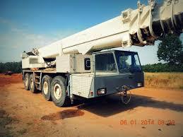 Demag Ac 265 Bsh Cranes