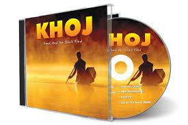 CD Cover Design for khoj