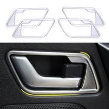 land rover lr2 interior. dwcx carstyling 4pcs interior door handle cover frame trim for land rover freelander 2 lr2 2008 2010 2011 2012 2013 2014 2015 lr2
