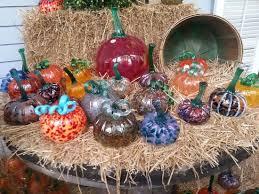 wheaton arts and cultural center glass pumpkins wheaton village