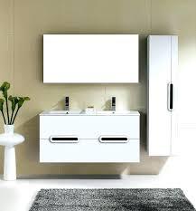 bathroom wall vanity cabinets wall mounted vanity cabinet inch double sink white wall mounted bathroom vanity