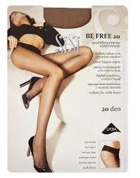 Купить <b>Колготки Sisi</b> Be Free 20 den, размер 4-L, miele ...