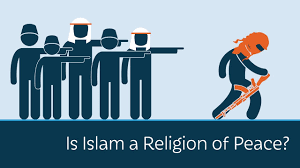 is islam a religion of peace is islam a religion of peace