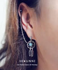 Dream Catcher Helix Earring 100 Dangle Tragus Earrings Dangling Tragus Jewelry Wwwimgarcadecom 18