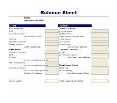 assets and liabilities spreadsheet template. Assets And Liabilities Spreadsheet Template Free Balance Sheet