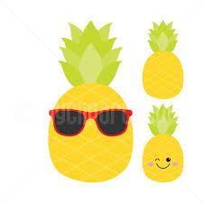 pineapple with sunglasses clipart. 🔎zoom pineapple with sunglasses clipart p