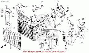1982 honda magna wiring diagram wiring diagram database honda vf750c v45 magna usa radiator
