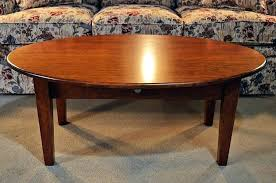 amish coffee table plans heirlooms family 1 amish hickory coffee table