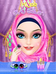 hijab salon crazy game studios 0