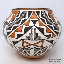 How To Design Pottery Acoma Pottery Andrea Fisher Fine Pottery Anita Lowden