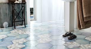 bathroom flooring tiles. View In Gallery Hexagon-floor-tile-lucia-verso25.jpg Bathroom Flooring Tiles