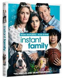 The children in the foster care system may have been abused or struggling to cope with losing their parents, and the movie is refreshingly honest about those issues. Instant Family Blu Ray Review Instant Family 2018 Flickdirect