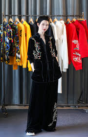 Angel Fashion Design Exclusive H M Teams Up With Angel Chen On First China