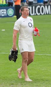 She had it at the same time. Dylan Hartley Wikipedia