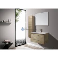 Allibert Bathroom Cabinets Meubelcombinatie Free 80cm