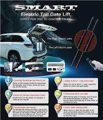 <b>Smart Auto Electric Tail</b> Gate Lift for Volkswagen VW Touareg ...