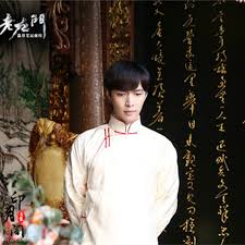 film and television costumes old nine doors zhang yixing february red with the ancient costumes in