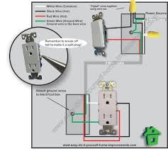 switched outlet wiring diagram outlet wiring diagram parallel Outlet Wiring Diagram #19