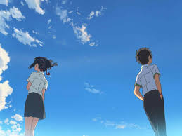 The wistful, animated film Your Name ...