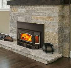 used wood burning fireplace inserts for