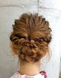 大人かわいい浴衣アレンジri 51 ヘアカタログ髪型ヘアスタイル