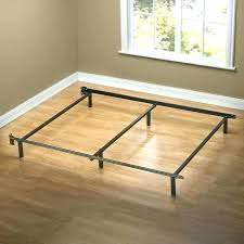King Size Bed Frame Sturdy Queen Cheap Support This Metal With ...