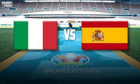 EURO 2020 Semifinal: Italy vs Spain – 5 ...