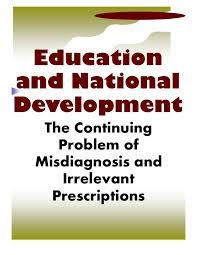 education and national development essay review