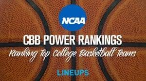 Week 3 College Basketball Power Rankings