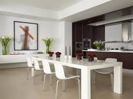 Large Kitchen Dining Room Chic Kitchen Kaboodle Dining Room Chairs With View 1600x1067