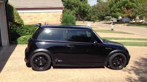 2005 Jet Black MINI Cooper S Supercharged/Modded - YouTube