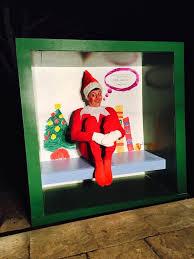 life size elf on the shelf he s back