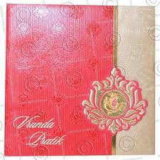 Weding Card Designs 50 Pieces Designer Wedding Card