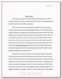 market analysis essay