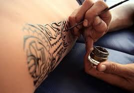 Tattoo allergie
