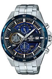 <b>Мужские</b> кварцевые наручные <b>часы</b> с хронографом <b>Casio EFR</b> ...