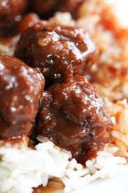 slow cooker sweet and tangy meat