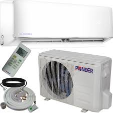 Heat And Cooling Units Amazoncom Pioneer Wys012 17 Air Conditioner Inverter Ductless
