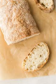 Easy Homemade Ciabatta Bread Recipe Baked By An Introvert