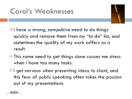 List Of Personal Strengths And Weaknesses List Of Personal Weaknesses Examples Zaxa Tk Resume Weakness