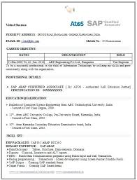 Sap Fico Resume Sample Best of Sap Fico Resume Sample Sap Resume Sap Resume Sample Sap Resume Sap