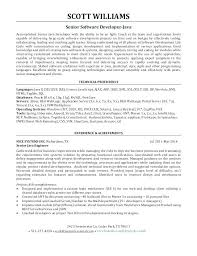 Java Developer Resume Inspiration Java Developer Resume Example Letter Resume Directory