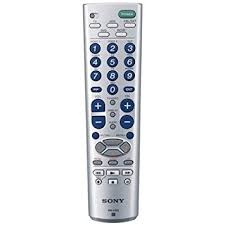 sony universal remote. sony rm-v302 5-device universal remote commander control (discontinued by y