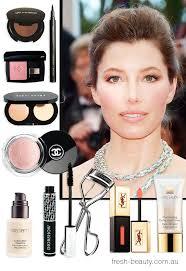 get the look jessica biel bridal makeup