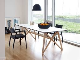 modern kitchen table. Kitchen Butterfly Ash Modern Dining Table Tables Inside Contemporary Ideas 6