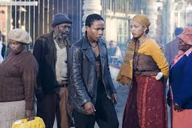 tsotsi south africa uk a narrative analysis the case  at the beginning of the film tsotsi and miriam pass each other in the crowded
