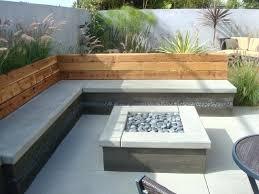 modern concrete patio. Modern Patio Ideas Smith Landscape Design Concrete