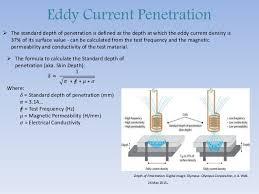 Eddy Current Testing Tutorial Eddy Current Testing